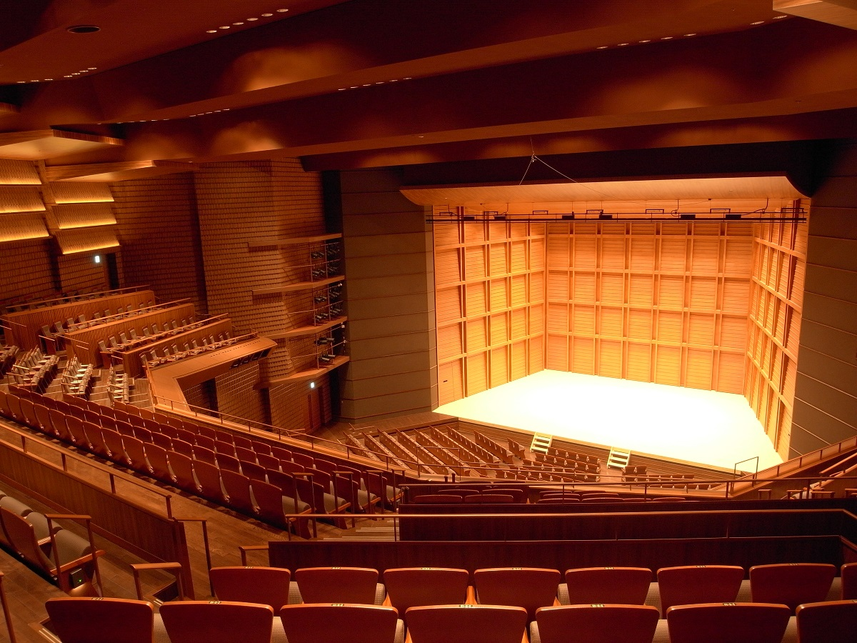 静岡 市民 文化 会館 大 ホール